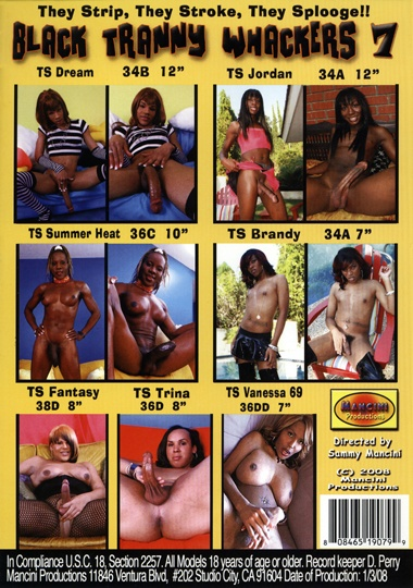 Black Tranny Whackers 7 (2008)