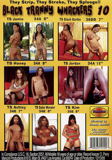 Black Tranny Whackers 10 (2009)
