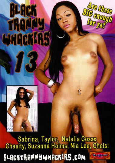 Black Tranny Whackers 13 (2010)