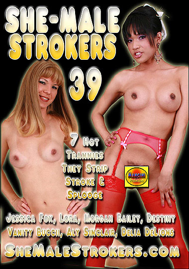 She-Male Strokers 39 (2010)
