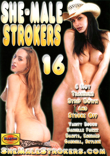 She-Male Strokers 16 (2006)