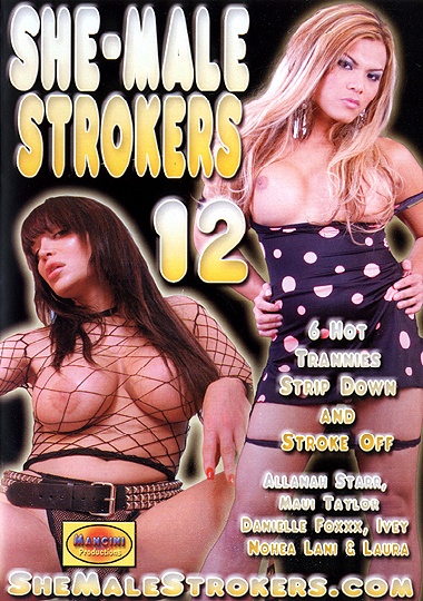 She-Male Strokers 12 (2005)