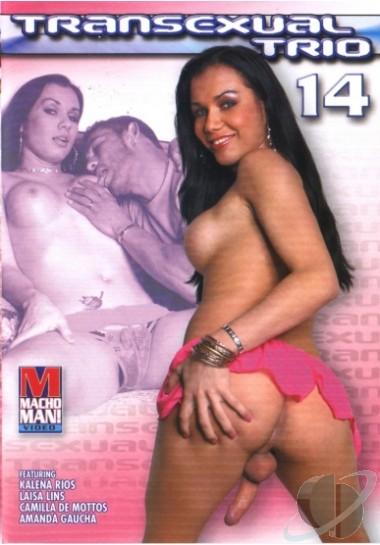 Transexual Trio 14 (2007)