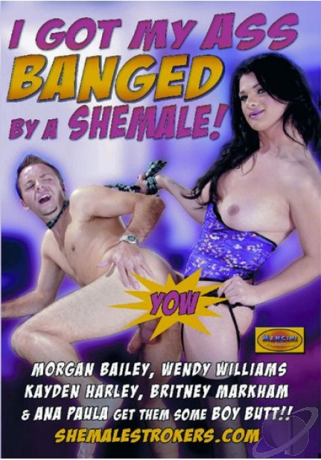 I Got My Ass Banged By A Shemale (2013)