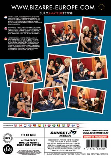 UK Amateur Transvestite Party (2011)