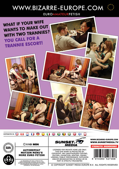UK Amateur Transvestite Escort (2012)