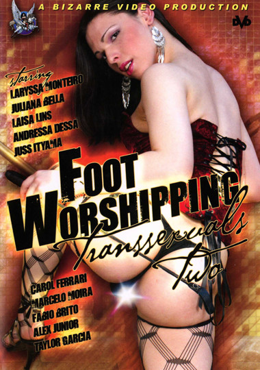 Foot Worshipping Transsexuals 2 (2005)