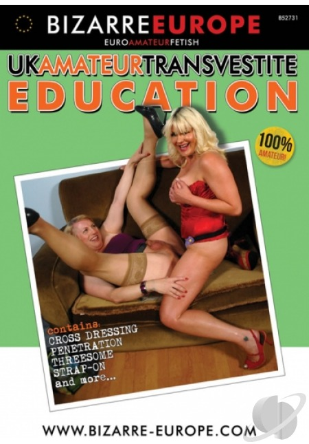 UK Amateur Transvestite Education (2012)