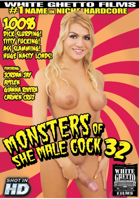 Monsters Of She Male Cock 32 (2013)
