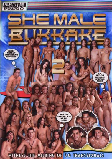 Shemale Bukkake 2 (2006)