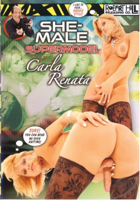 She-Male Supermodel Carla Renata (2008)