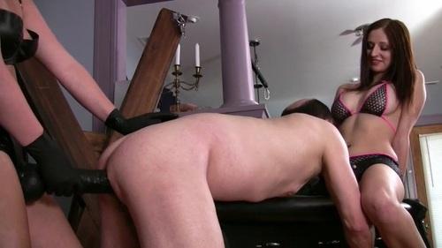 Ashleys 20 Inch Dick Female Domination