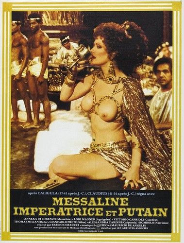 Messalina - Empress Of Rome (1977)
