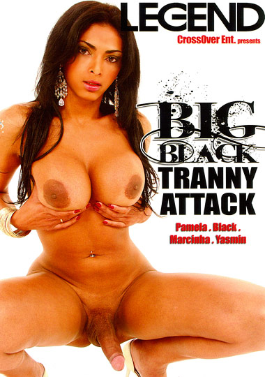 Big Black Tranny Attack (2010)
