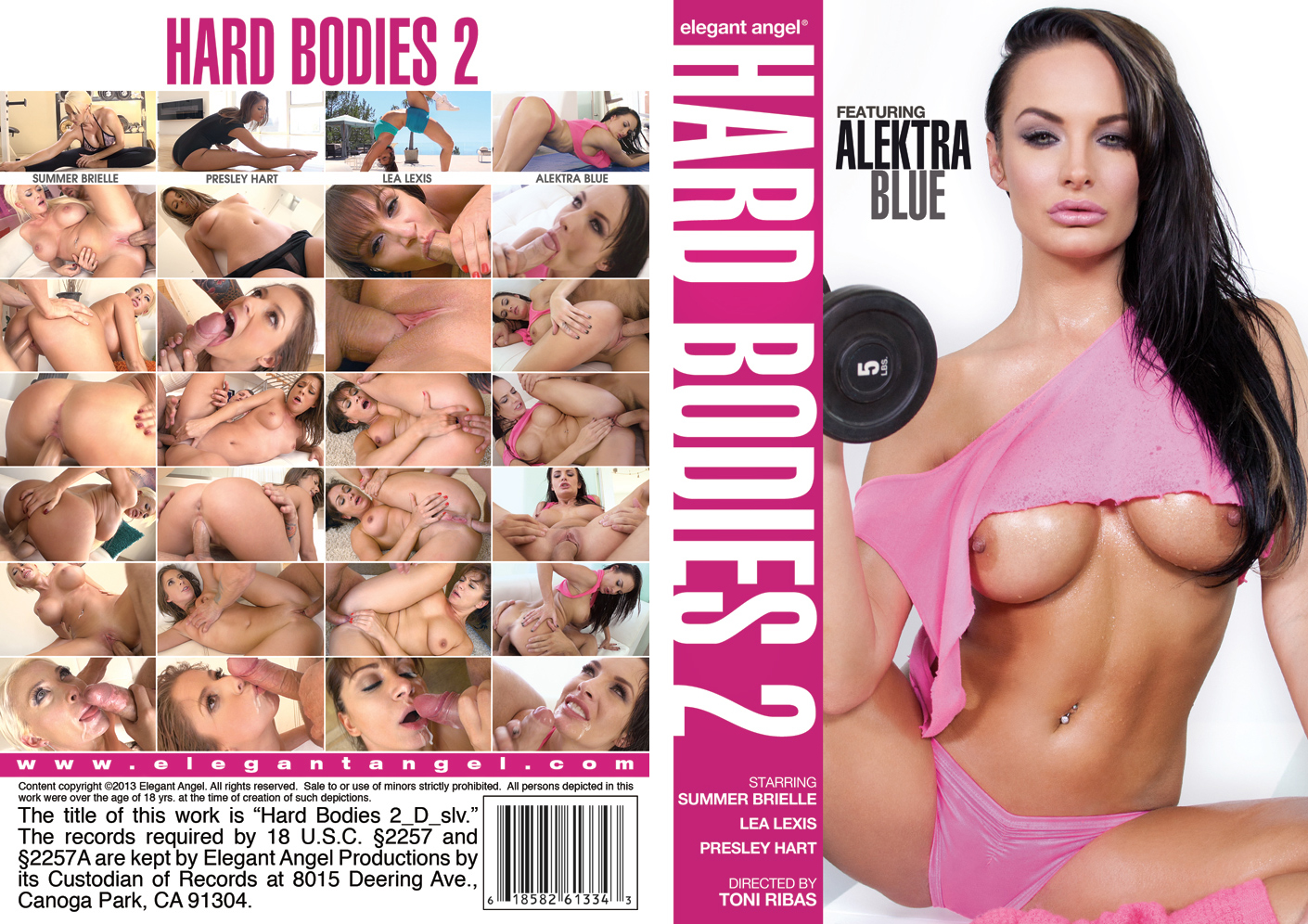 Hard Bodies Vol. 2 (2013)