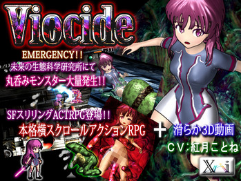 Viocide - Vore Side Action RPG