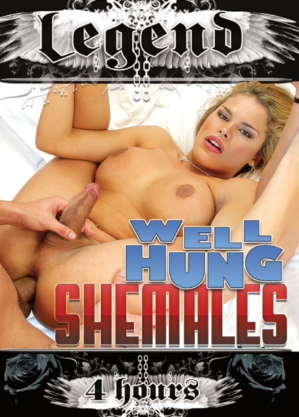 Well Hung Shemales (2013)