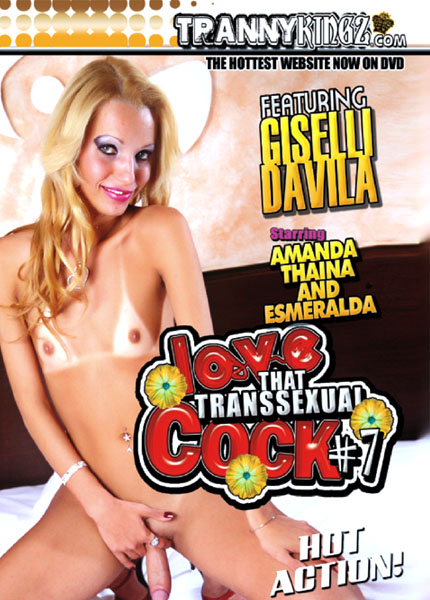 Love That Transsexual Cock 7 (2011)
