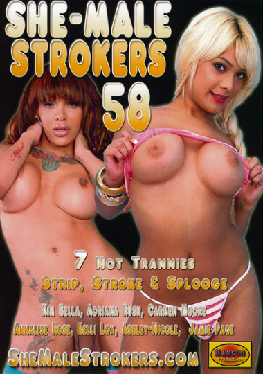 She-Male Strokers 58 (2013)