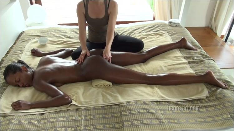 erotic bed massage