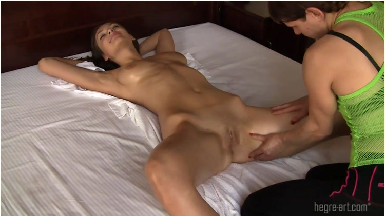 Super young asian nude