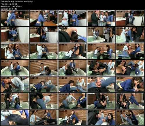 SinDrive (Sex In Jeans) - Marica Hase, Amirah Adara (1080p)