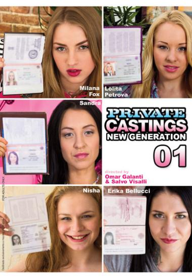Private Castings: New Generation 01 (2014)