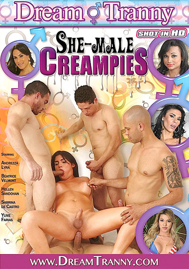 She-Male Creampies (2014)