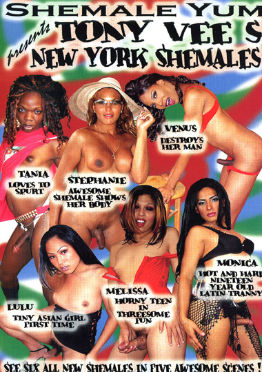 Tony Vee's New York Shemales (2004)