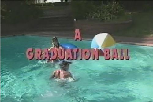 A graduation ball 1989 3
