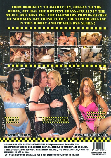 Tony Vee's New York Shemales 2 (2007)