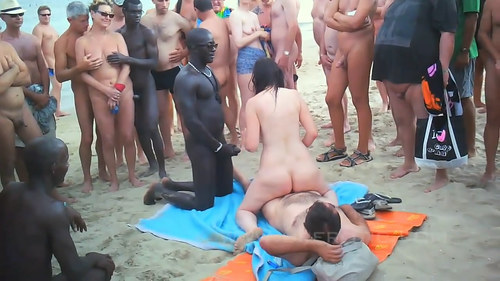 Homemade Beach Sex