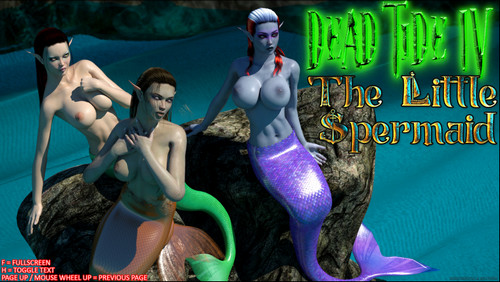 Dead Tide 4: The Little Spermaid