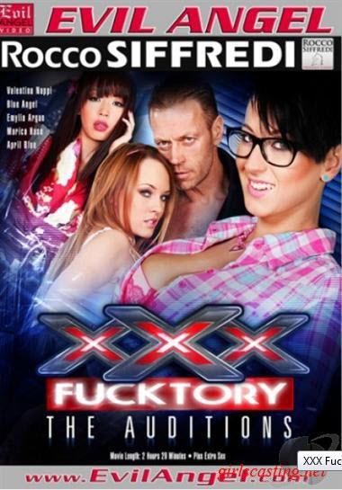 XXX Fucktory: The Auditions (2014)