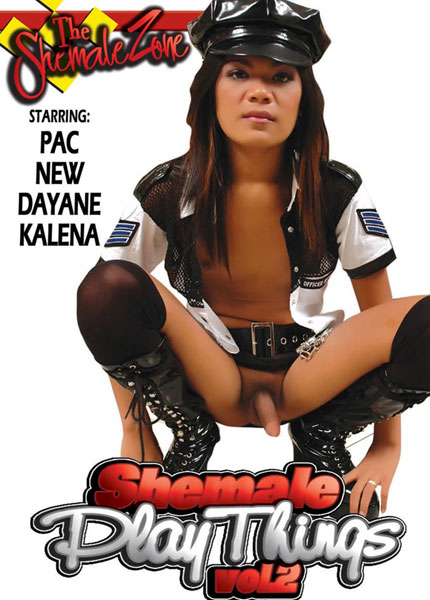 Shemale Playthings 2 (2014)