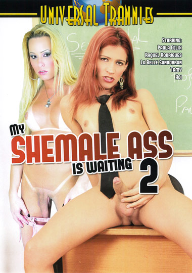 My Shemale Ass Is Waiting 2 (2012)
