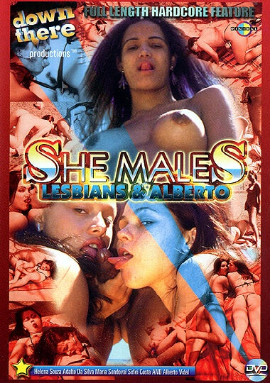 She Males Lesbians And Alberto (2002)