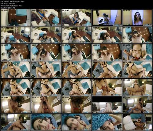 PornGoesProSpizoo: Luvv Sara - Sara Little Fuck 2014 HD