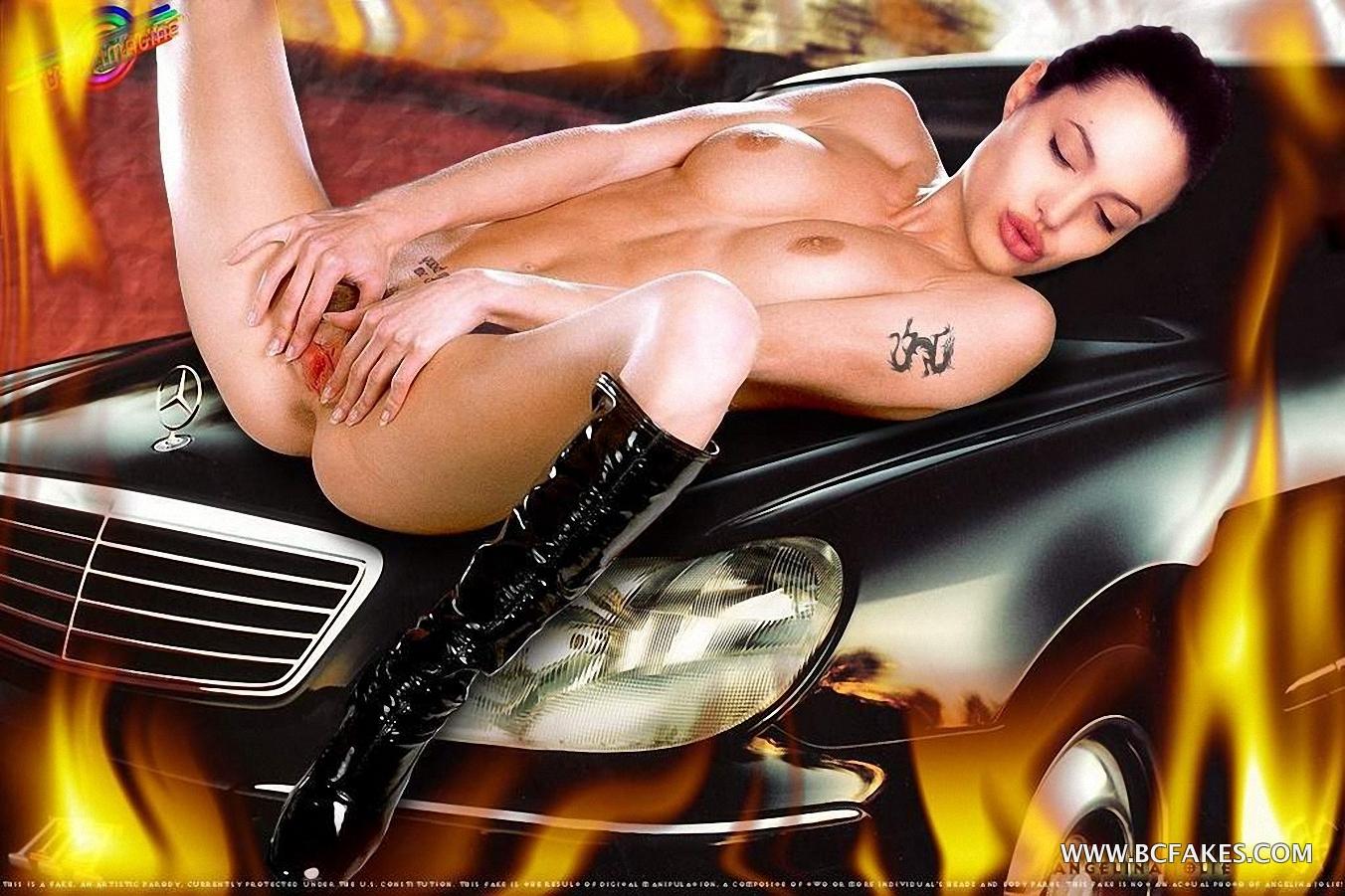 Фото пизды анджелины джоли бесплатно, Голая Angelina Jolie фото Обнаженная Анджелина Джоли 7 фотография