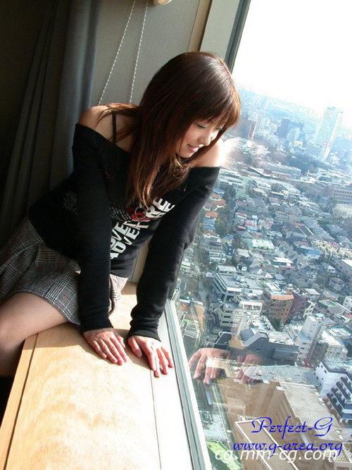 G-AREA No.085 - kaho  かほ 20歳 B82 W58 H85