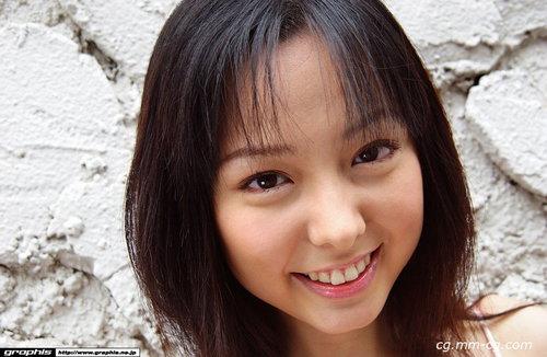 Graphis Gals 070 Yui Hasumi (蓮美ゆい)