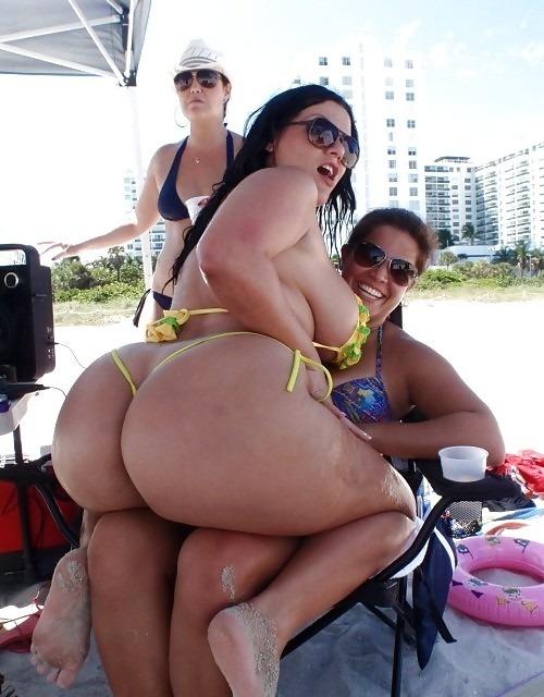 chunky ass porn