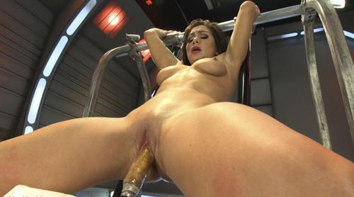 Bdsm master dp punishes submissive with anal 4