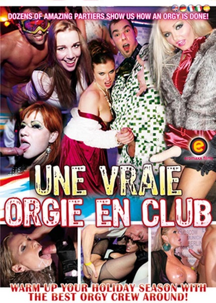 Une vraie orgie en club (2014)