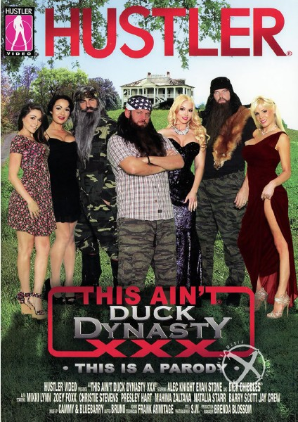 This Aint Duck Dynasty XXX : This is a Parody (2014)