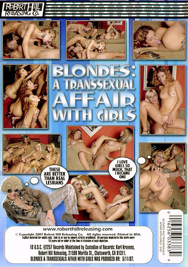 Blondes - A Transsexual Affair With Girls (2007)