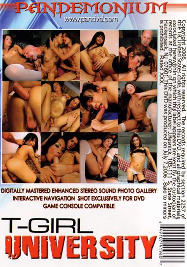 T-Girl University (2006)