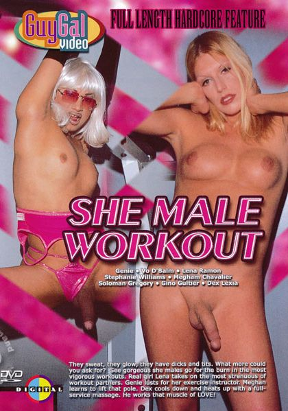 She Male Workout (2001)