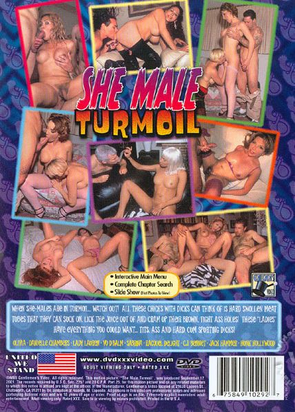 She Male Turmoil (2009)