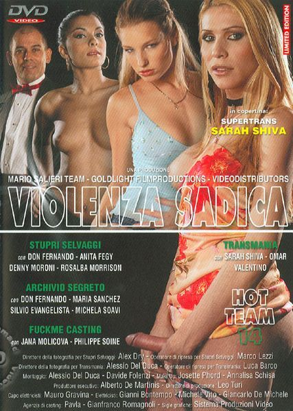 International Hot Team 14 - Violenza Sadica (2007)